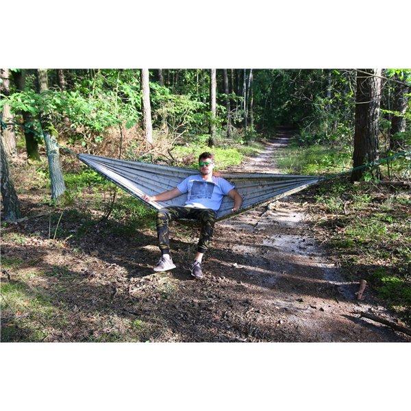 Hamak bez moskitiery  Multicam