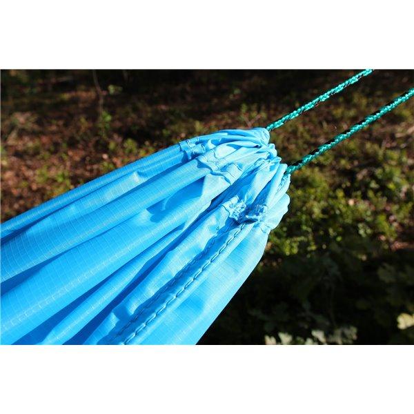 Hamak ultra light niebieski 370 g