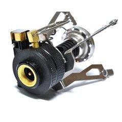 Palnik gazowy składany z zapalarką piezoelektryczną