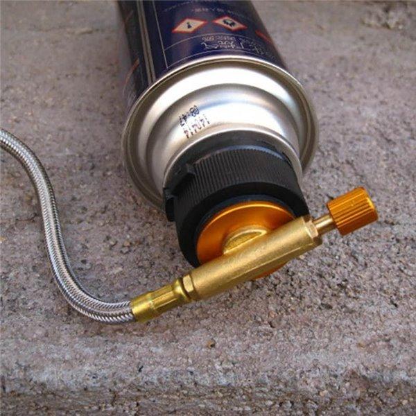 Przejściówka z naboju gazowego 400 ml na systemy z gwintem