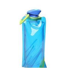 Butelka do wody zwijana wielokrotnego użytku 700ml