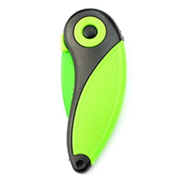 Nożyk breloczek Papuga Stalowy