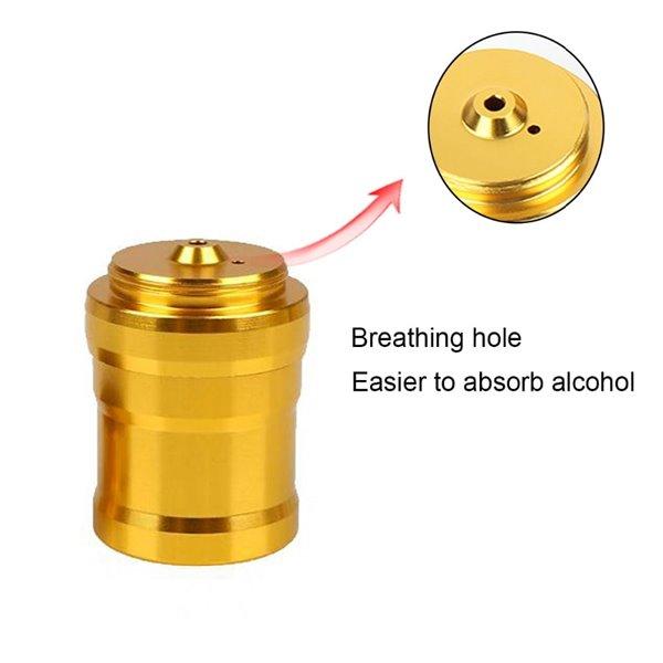 Mikro palnik ogrzewacz spirytusowy