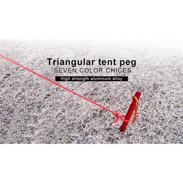 Śledzie do namiotu 18 cm