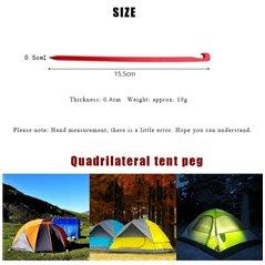 Szpilki do namiotu 16 cm