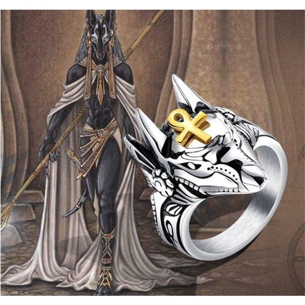 Pierścień Anubisa