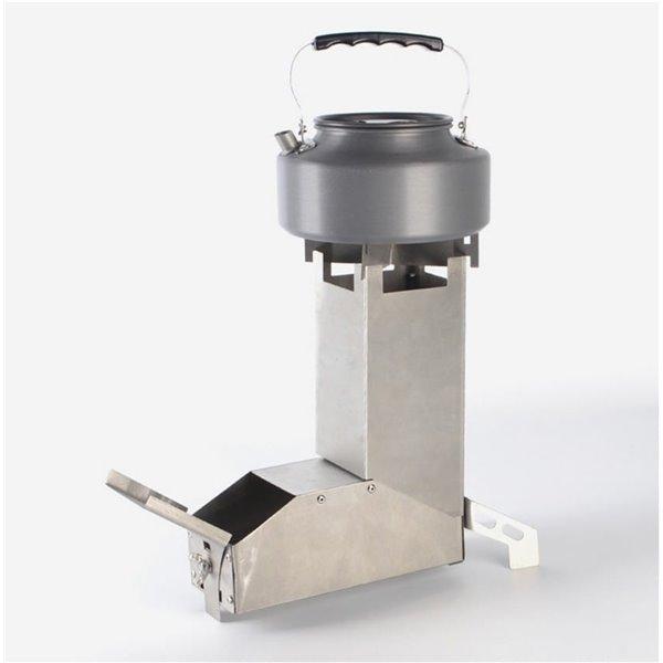 Piecyk rakietowy campingowy mini