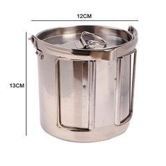 Czajnik stalowy  serwiwalowy 1,2 l