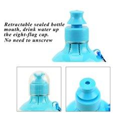 Butelka na wodę 550 ml z filtrem