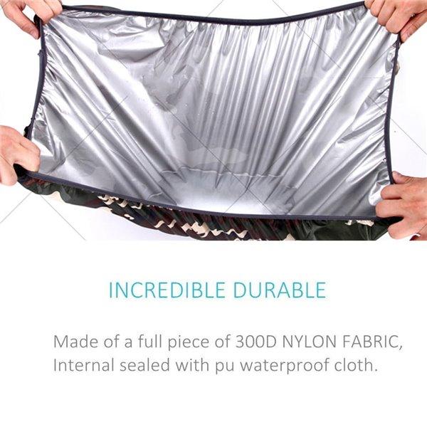 Pokrowiec wodoodporny na plecak 35 l