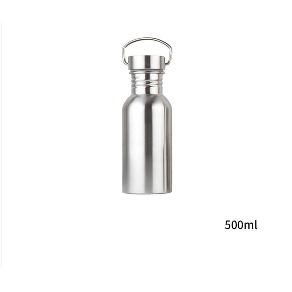 Butelka na wodę ze stali nierdzewnej 500 ml