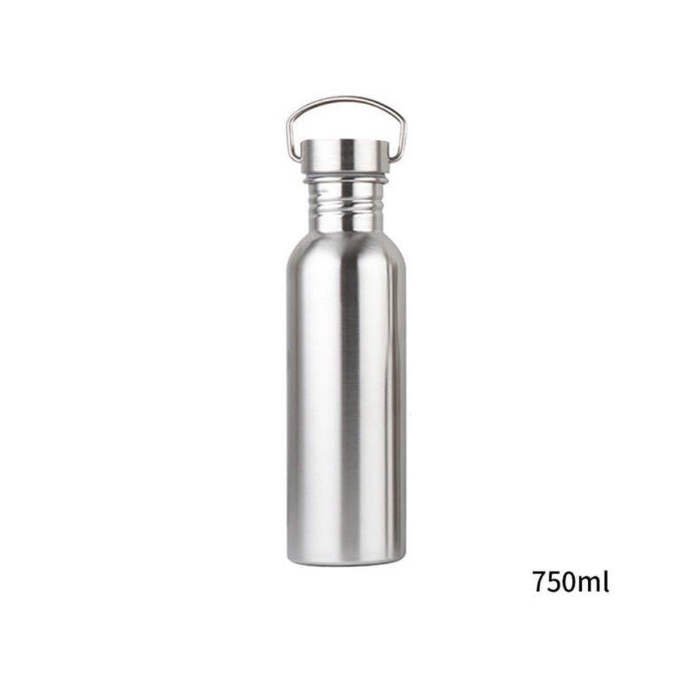 Butelka na wodę ze stali nierdzewnej 750 ml