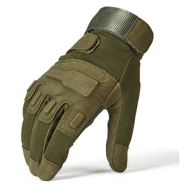 Wojskowe pełne rękawiczki