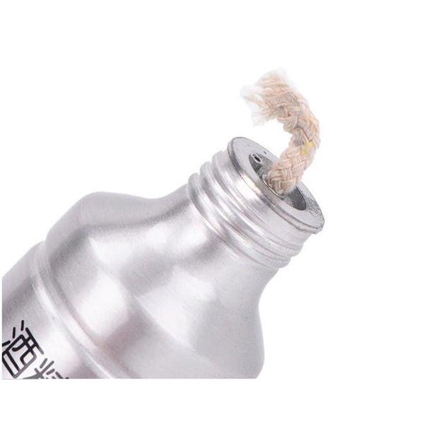 50 ml przenośna metalowa lampa alkoholowa