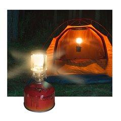 Camping lampa gazowa 60 luksów