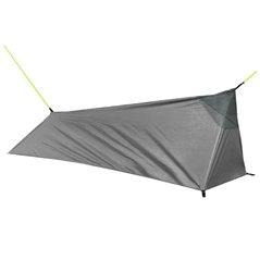 Lekki namiot jednoosobowy z moskitierką