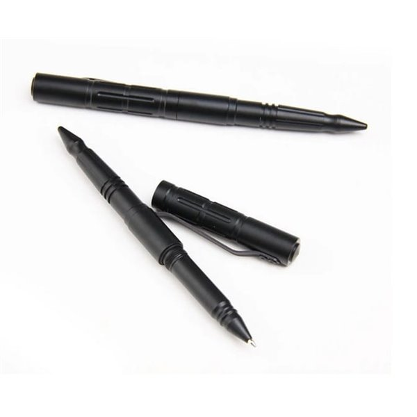 Długopis taktyczny kubotan ze zbjakiem do szkła