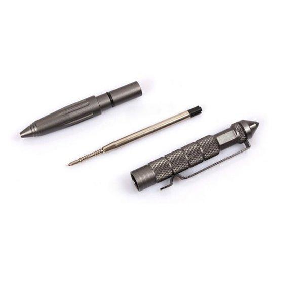 Długopis kubotan ze zbjakiem do szkła