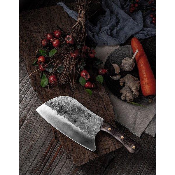 CHUN tradycyjny ręcznie kuty tasak kuchenny