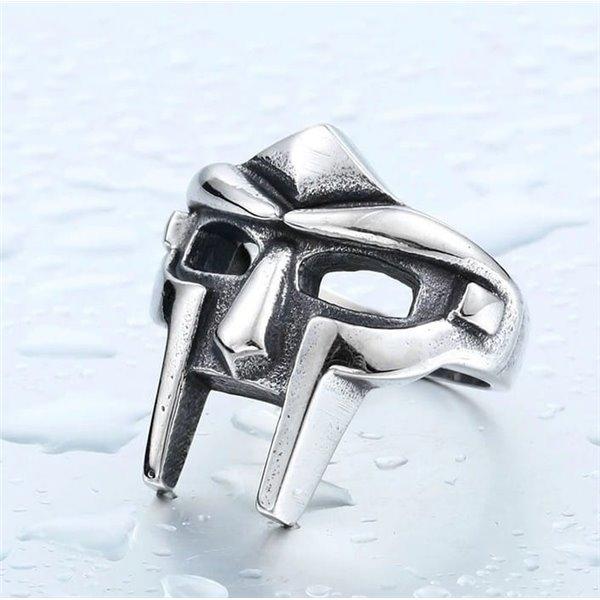 Pierścień Egipska Maska