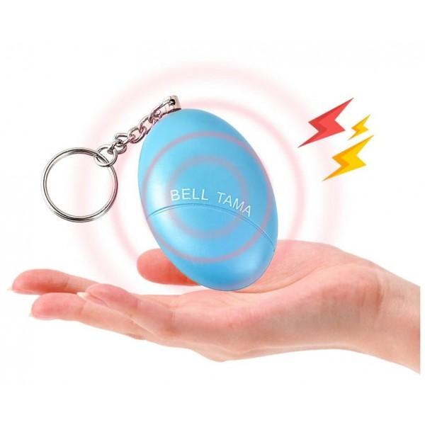 Samoobrona Alarm 100dB w kształcie jajka