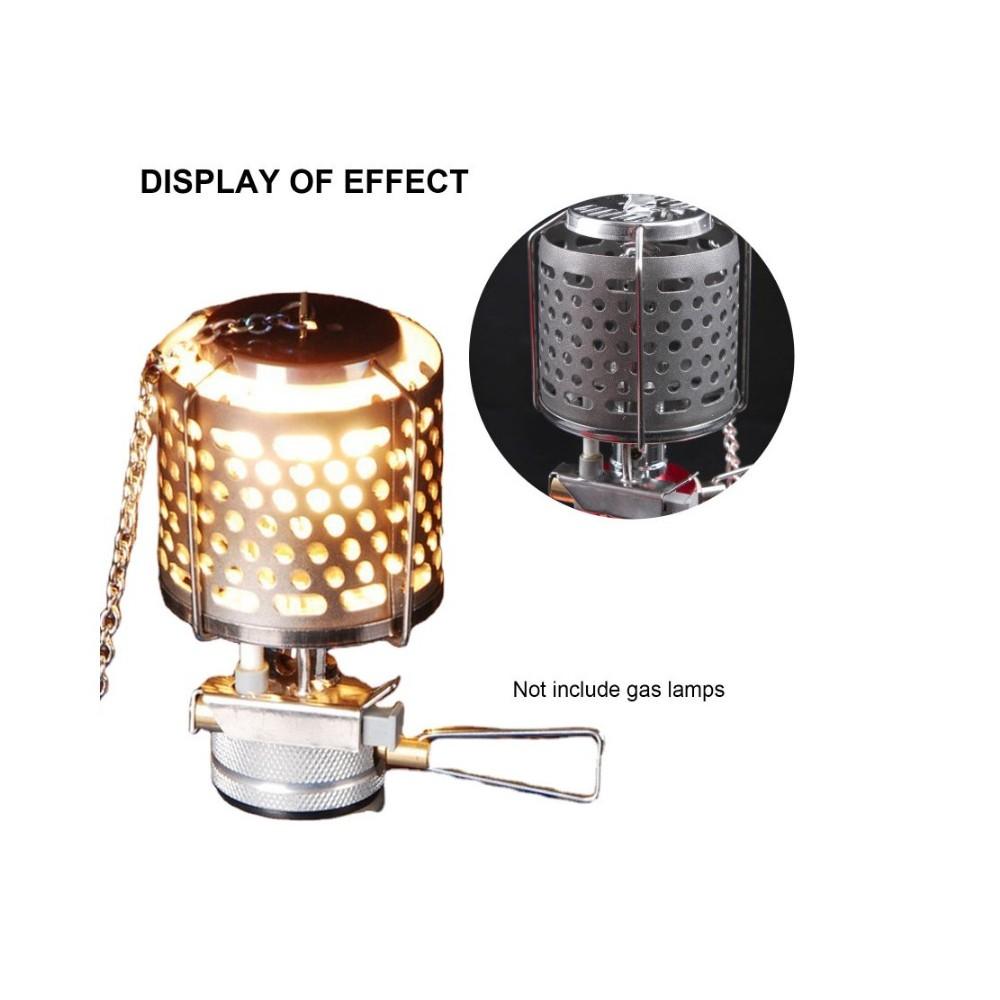 Lampa gazowa ogrzewacz...