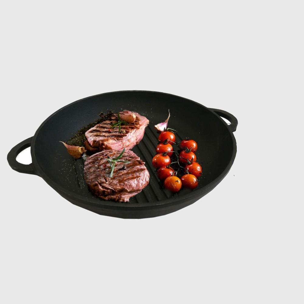 Patelnia grill